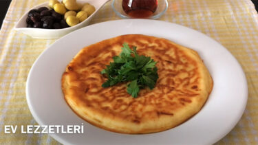 Pratik Kahvaltılık Peynirli Çörek Tarifi 1