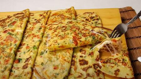Karıştır Pişir Pratik Tava Böreği Tarifi 1