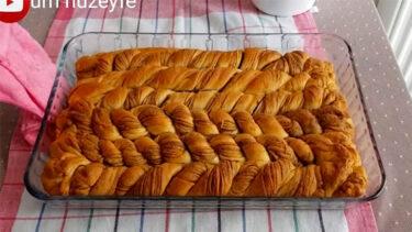 Lezzetine Doyamayacağınız Haşhaşlı Çörek Tarifi 1