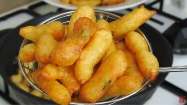 Poşette Yapılan Patatesli Kahvaltılık Tarifi 2