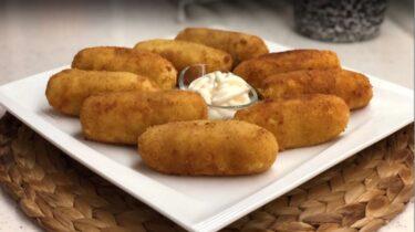 Pazar Kahvaltısına Sizi Yıldız Yapacak Patates Tarifi 2