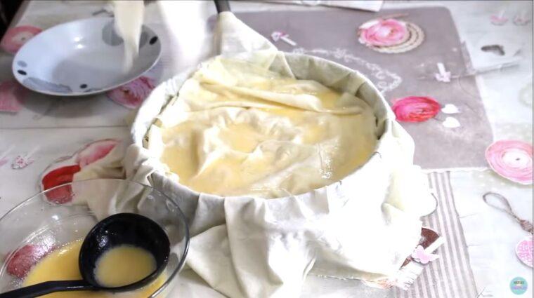 Yiyebileceğiniz En Lezzetli Kahvaltılık Su Böreği Tarifi 1