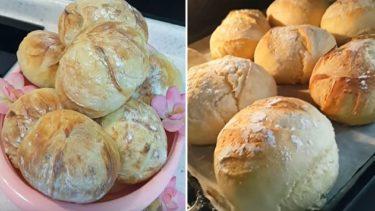 Sırrı Pişirme Şeklinde Ekmek Tarifleri 2