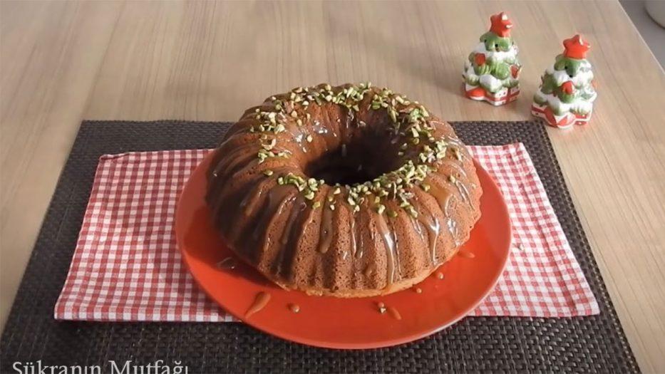 Ustasından Çikolatalı Kek Tarifi 1