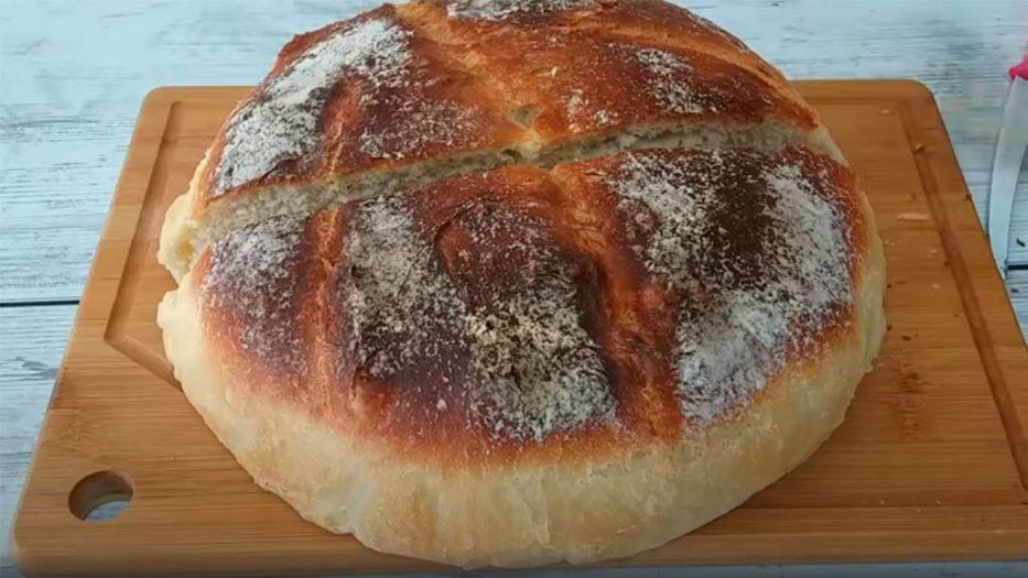 Hakiki Fırın Ekmeği Tarifi 1