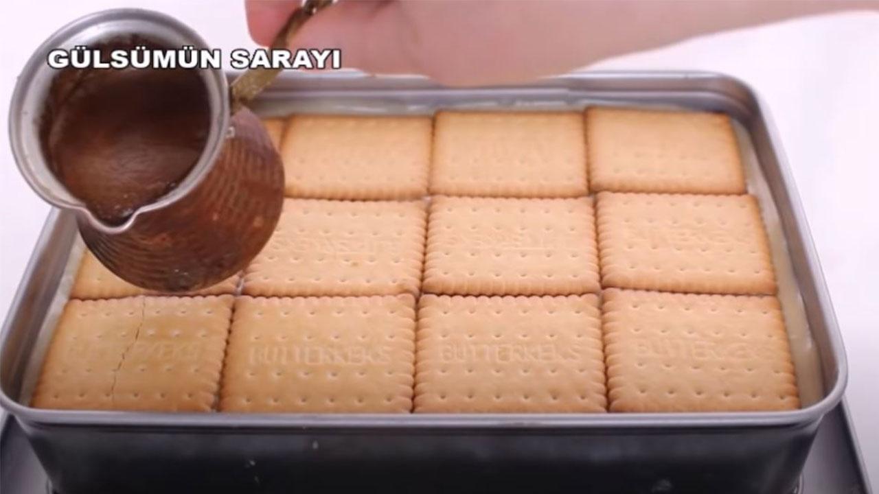 Herkesi Şaşırtan Pişmeyen Pasta Tarifleri 2