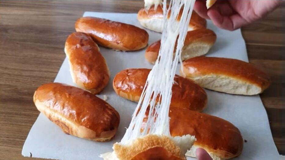 Kahvaltıda Kurtarıcı Poğaça Böreği Tarifi 2