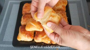 Harika Tadı İle Kat Kat Mayasız Çörek Tarifleri 1