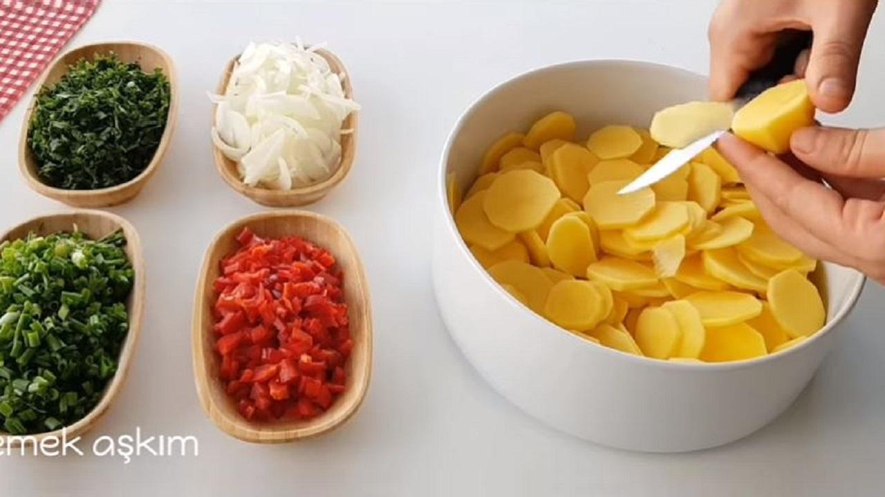 Patatesi Hiç Böyle Lezzetli Görmediniz 2