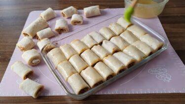 Yufka İle Yapılan Milföy Sanılan Börek Tarifleri 2