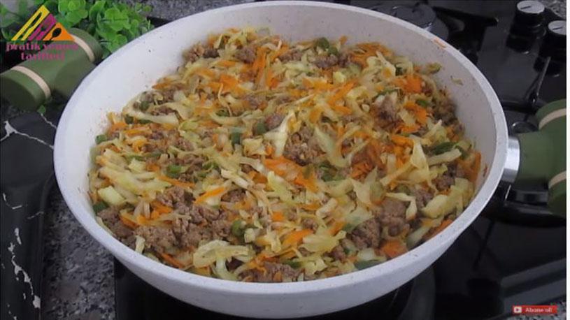 İlk Kez Göreceğiniz Patates Kebabı Tarifi 2