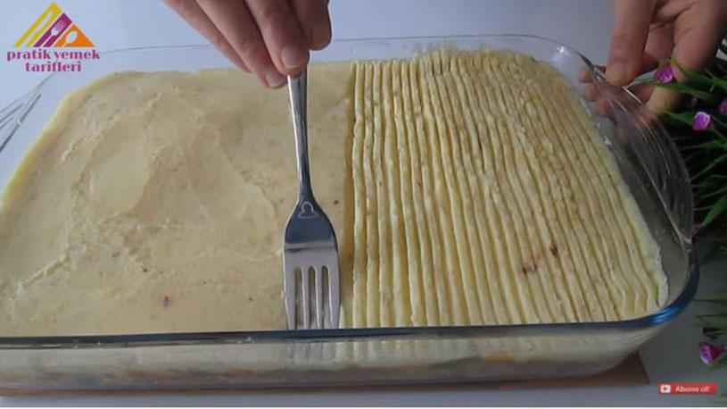İlk Kez Göreceğiniz Patates Kebabı Tarifi 4