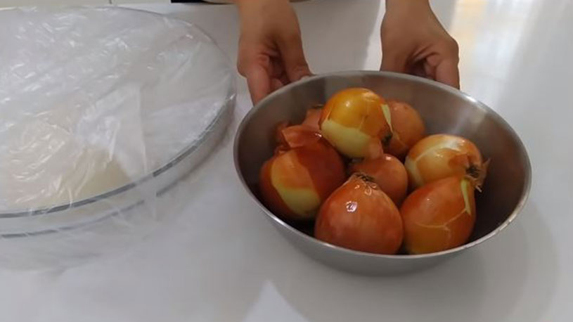 Soğan İle En Lezzetli Kahvaltılığı Denemelisiniz 2