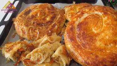 Mısır Unlu Özel Tarifli Kahvaltılık Katmer 1