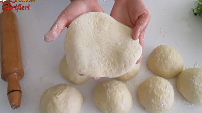 Pirinç İle Yapılan Balon Olan Yağ Çekmeyen Pişi Tarifi 3