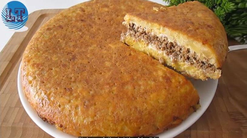 Tavada Pratik Ve Doyurucu Patates Böreği Tarifi 3