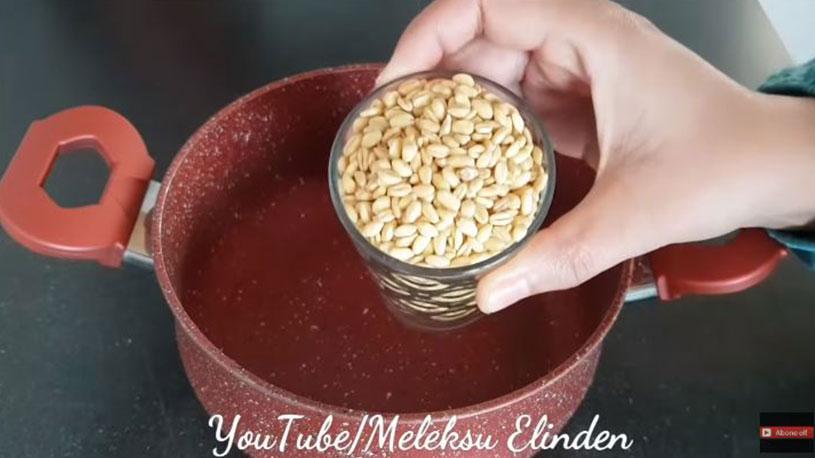 Buğdaydan Farklı Börek Tarifi 1