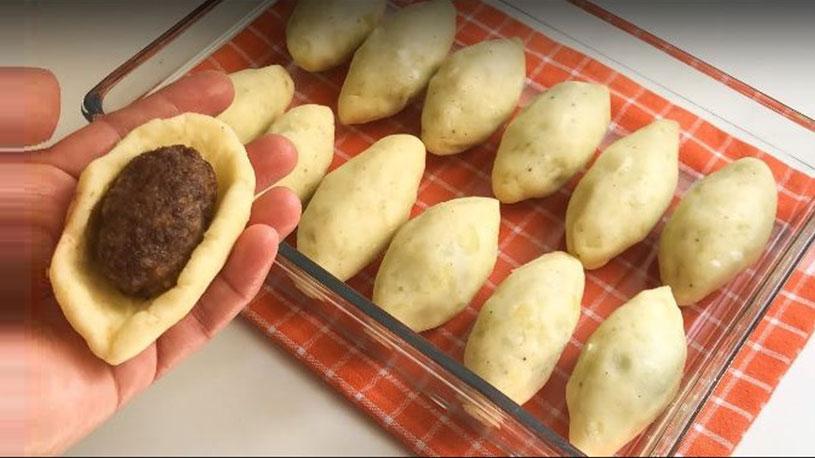 Hiç Bilinmeyen Patates Köftesi Tarifi 1