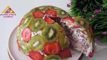 Meyveli Pastayı Birde Böyle Deneyin 2