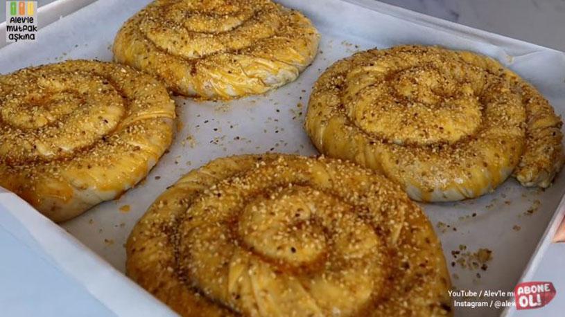 Biraz Ceviz Varsa Çaya Bu Çöreği Deneyin 1