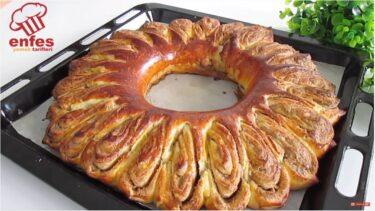 Efsane Olacak Çörek Börek Tarifi 2
