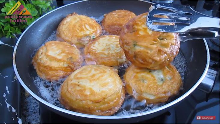 Patatesten Anında Hazır Kahvaltılık Tarifi 3